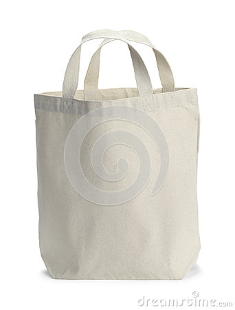 Free Canvas Bag Royalty Free Stock Images - 47794549