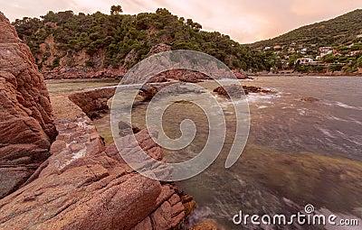 Canyet, Costa Brava, Spain