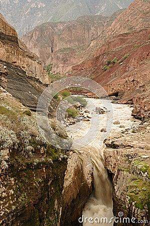 Canyon Cotahuasi, Peru
