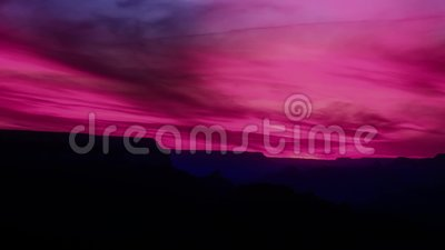 Canyon landscapes stock footage