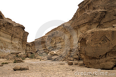 Canyon- Tunisia