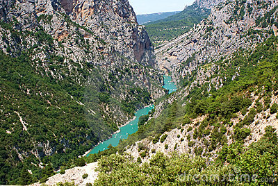 Canyon Verdon
