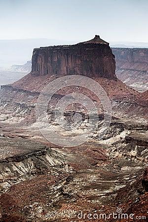 Canyonland zmrok