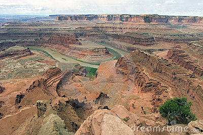 Canyonlands National Park and the Colorado River