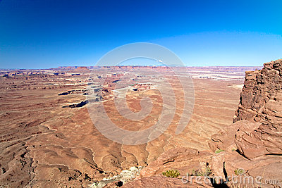 Canyonlands National Park Landscape