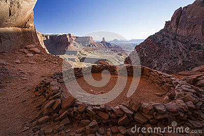 Canyonlands Ring of Stones