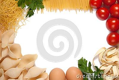 Capítulo para la receta de las pastas