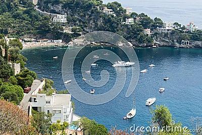 Cap d Ail (Cote d Azur)