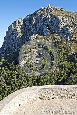 Cap de Formentor, Majorca