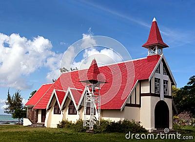 Cap Malheureux Church - Mauritius