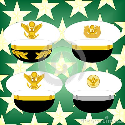 Cap U.S. Army