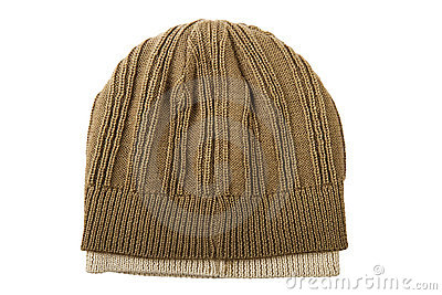 Cap from wool