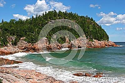 Cape Breton-Black Brook Cove