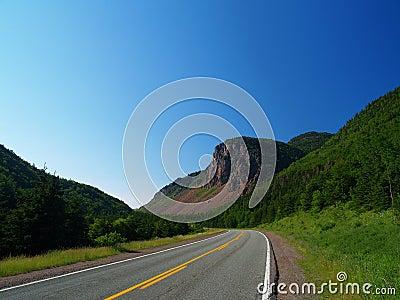 Cape Breton highway