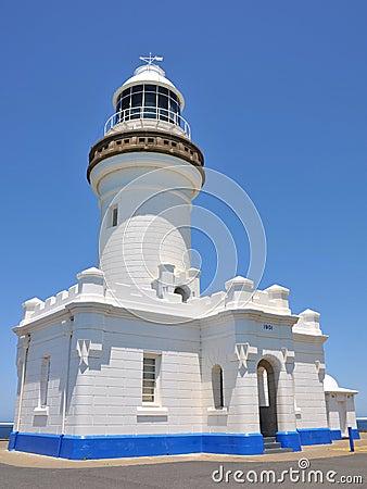 The Cape Byron Lighthouse (Byron Bay, Australia)