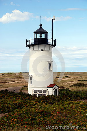 Cape Cod, MA: Wood Light House