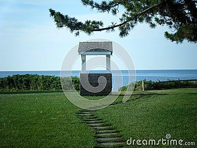 Cape Cod. Ocean view.