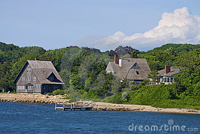 Cape Cod Shoreline Royalty Free Stock Images - Image: 20729439