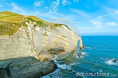 Cape Farewell, Able Tasman national park