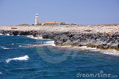 Cape Greco Lighthouse
