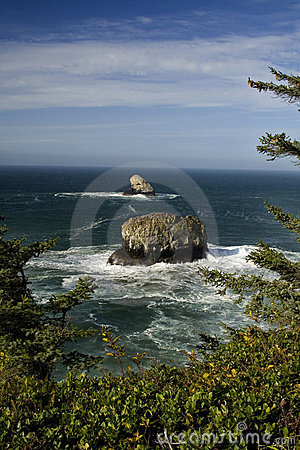 Free Cape Meares Stock Photo - 9547320