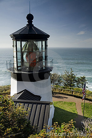 Free Cape Meares Stock Image - 9547321