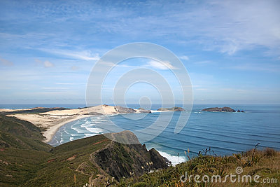 Cape Reinga peninsula, New Zealand