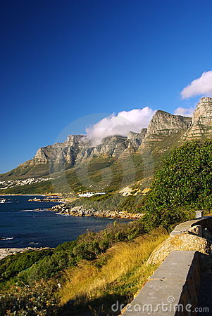 Free Cape Town Area Royalty Free Stock Photo - 15835485