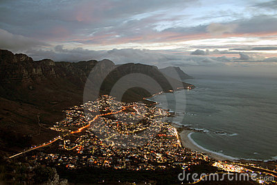 Cape Town Night