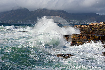 Cape Town Waves