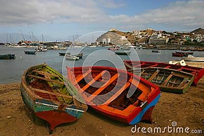 Cape Verde coastline