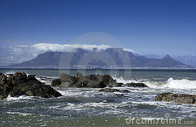 Capetown - Table Mountain - South Africa