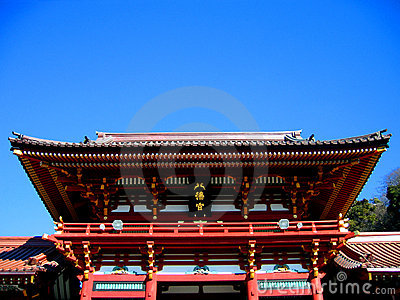 Capilla de Hachiman - Kamakura, Japón