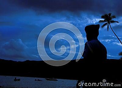 Capitán del mar