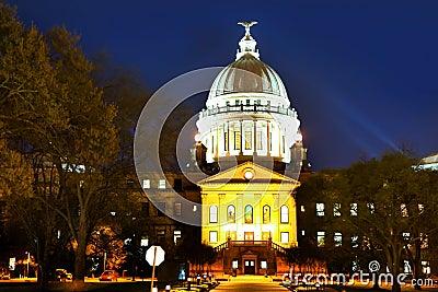 Capital building Mississippi