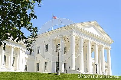 Capital Building Richmond Virginia
