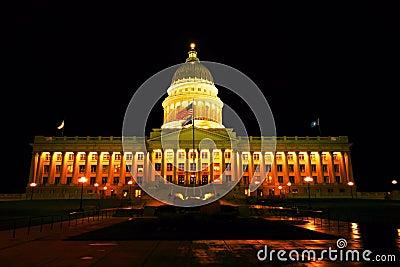Capital Building in Salt Lake City Utah