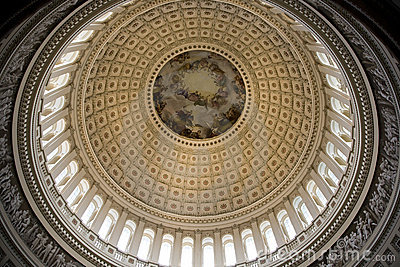 Capital Dome Inside Center