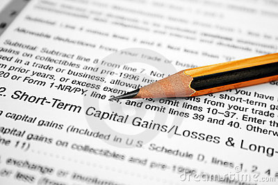 Capital gain or losses