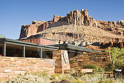 Capital Reef Visitors Center 3