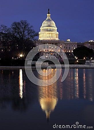 Capitol Building Monument