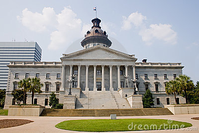 Capitol Building South Carolin