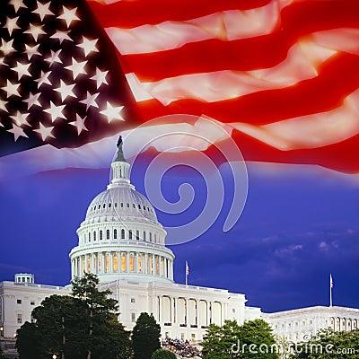 Capitol Buildings - Washington DC