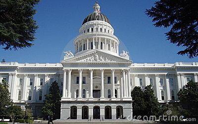 The Capitol of California