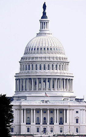 Free Capitol Close -up (Washington DC) Royalty Free Stock Photos - 332288
