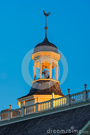 Free Capitol Cupola At Dover Stock Images - 58755424