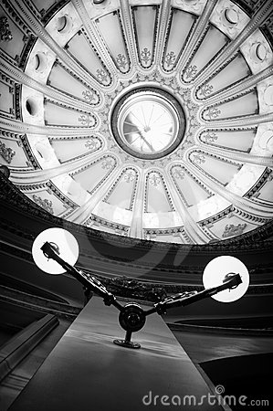 Free Capitol Dome Interior Stock Images - 18971664