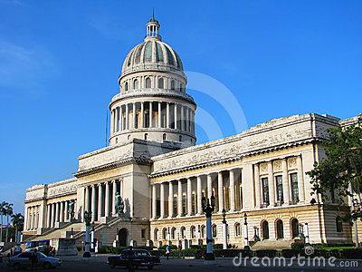 The Capitol of Havana