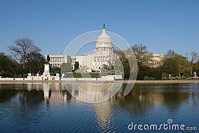 Capitol hill: US Capitol