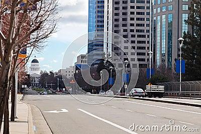 Capitol Mall Sacramento